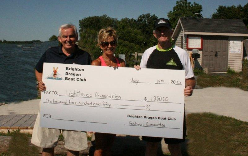 Dragon Boat Donation