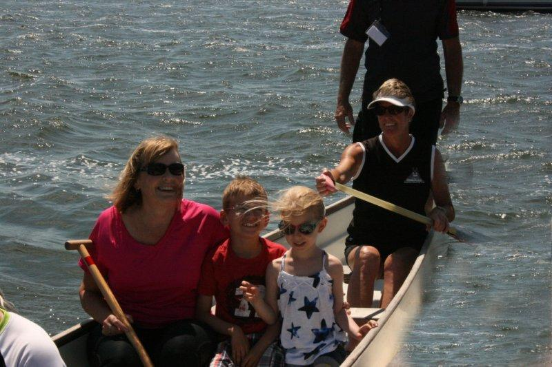 Junior Dragon Boaters